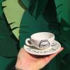 Tazzina da caffè _ la coppia